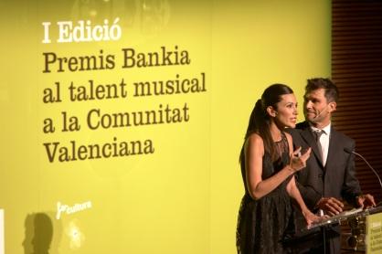VALENCIA (VALENCIA), 22/06/2017.- I Edició Premis Bankia al talent musical a la Comunitat Valenciana . FOTO: NATXO FRANCÉS